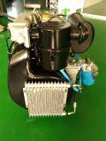 Lucht Gekoelde Turbocharged Aangejaagde Dubbele Dubbele Tweeling Twee de Motor van de Hoge snelheid van de Dieselmotor van 2 Cilinder voor de Generator van de Macht van de Pomp van het Water 14kw 19HP 3000rpm Twdt290f
