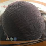 De zwarte Kosjer Pruik van het Werk van Shevy van het Haar Remy (pPG-l-01164)