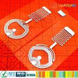 NDEF 기억 장치 초기 설정 NTAG213 TT 탬퍼 꼬리표 NFC 탬퍼 증거 레이블