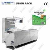 La máquina automática del lacre de la bandeja con para el alimento, asocia opcional