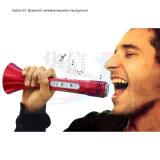 De Mobiele Telefoon Bluetooth van Vation K1 de Draadloze MiniMicrofoon van de Karaoke