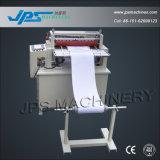 De volta papel, papel térmico e máquina de corte de papel autocolante