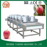 Máquina de secagem e secador da pimenta para a galinha de lavagem da carne da erva