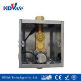 Appareils sanitaires automatique monté sur un mur capteur toilette urinoir avec le dispositif de rinçage