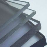 Semi-transparente a Folha de policarbonato sólido Fosco para 1,2mm para cima