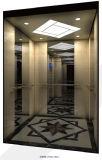 Bâtiment moderne ascenseur sans salle de la machine
