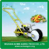 Máquina de semear do manual da máquina de semear do impulso da mão do uso da exploração agrícola da agricultura