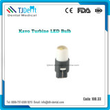Kavo bombilla LED fácil de reemplazar la turbina de Kavo y acoplador (100.33)