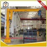 5t het zwenken van de Elektrische Opheffende Kraan van de Kraanbalk van de Kolom met de Kraanbalk van de Vlieg