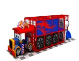 Novo design de interior para crianças playground jogos macio para venda