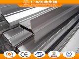 Perfil de extrusão de alumínio para a janela Marca Welknown Casement de alumínio