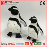 昇進のためのASTMのリアルなプラシ天のおもちゃによって詰められるペンギン