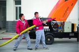 China fabricante da bomba de concreto para Edifícios High-Rise