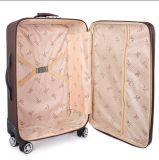 オックスフォードの布のトロリー荷物のスーツケースの荷物袋の荷物セット