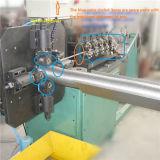 Canalização flexível metálica do bloqueio que faz a máquina