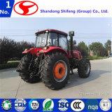 Bauernhof/Garten/landwirtschaftlicher Gebrauch-Vertrag/Mini-/Enge-/Rasen-Maschinerie-Traktor 180HP 4WD