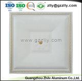 Populaires de la vente de matériaux de construction - Simple Style aluminium polymériques Les carreaux de plafond