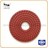 "7 "" Stone를 위한 /180mm Wet Use Abrasive Tools Grinding Plate Diamond Polishing Pad"