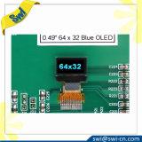 """0.49 """" framboise d'étalage d'OLED pour Wisebrave"""