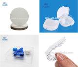 Vácuo dental do silicone da alta qualidade macia dura que dá forma à folha