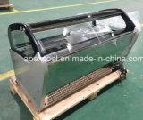 Eiscreme-Bildschirmanzeige-Gefriermaschine mit gutem Preis