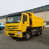 Marque Sinotruk 6X4 Type de conduite Dumper camion à benne basculante 371HP