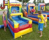 Neuer Entwurfs-fabrikmäßig hergestellte aufblasbare Basketball-Schießen-Spiele für Verkauf