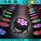 LED de exterior PAR Luz para cor diferente e preço competitivo fabricados na China