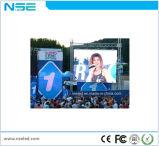 2018 P10 al aire libre grandes pantallas de leds con control inalámbrico