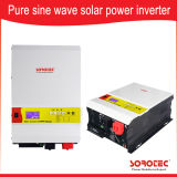 1 - invertitore a bassa frequenza di energia solare di fuori-Griglia 6kw, invertitore solare della pompa per il comitato solare