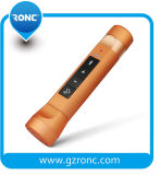 As funções múltiplas à prova de água portátil com luz LED de alto-falante Bluetooth 4 em 1