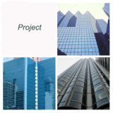 Différentes tailles de verre de faible épaisseur&E pour la construction et de Windows