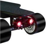 2ª gen Kooboard Koowheel Motor Dual Powered Electric Longboard 4 ruedas, mayor velocidad a 45 km/h