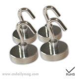 Горячая продажа высокое качество Pot магнитов с крюка