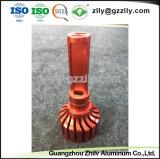 La fundición de alta calidad del radiador de aluminio anodizado PARA LÁMPARA DE LED