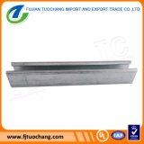 Профиль плиты HDG Unistrut гальванизированный каналом стальной