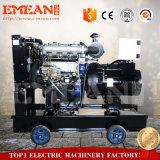 сертификат CE 200ква дизельный генератор с помощью открытого типа