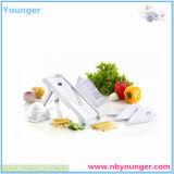 Groente de met handbediening van het Fruit om de Hand Plantaardige Snijder van de Snijmachine Mandoline