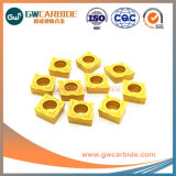 carboneto de tungsténio Indexable insertos CNC
