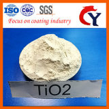 TiO2 Rutilo Dióxido de titanio para uso general