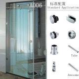 Precisión del cuarto de baño del hardware del recinto de la ducha que echa la guarnición del hardware del acero inoxidable