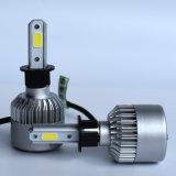 S2 H3の穂軸7200lm 60W自動LEDのヘッドライト