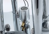 ISO9001 Diplomluft-Hupe der zink-Legierungs-12V 24V