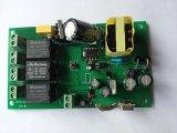 Tableau de contrôle électrique fait sur commande de la cheminée PCB/PCBA