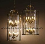 Traditionelle hängende Glaslampe (WHG-775)