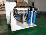 Tipo bomba do fluxo de Jetplex da máquina de estaca Waterjet