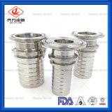 Raccord de flexible pivotant en acier inoxydable Embout de tuyau hydraulique