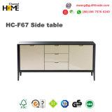 Table de salle à manger en bois massif pour les meubles de salle à manger (SC-F49)