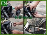 """5.75 Huisvesting van de """" LEIDENE de HoofdDekking van de Lamp Buiten voor Harley"""