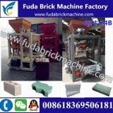 Blocchetto concreto della macchina di formatura del mattone del lastricatore di alta qualità che forma macchina